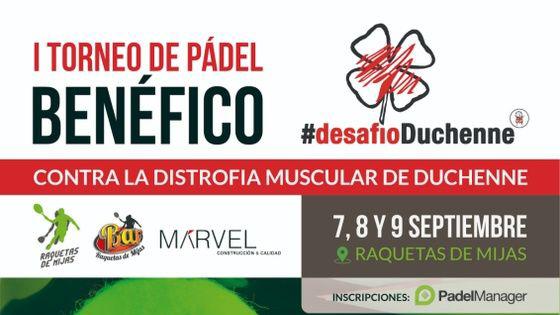Head & Neck, patrocinador del torneo desafío Duchenne